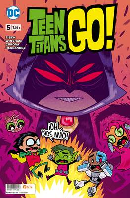 Teen Titans Go! (Grapa) #5