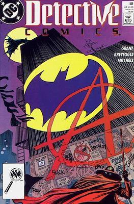Detective Comics Vol. 1 (1937-2011; 2016-) (Comic Book) #608