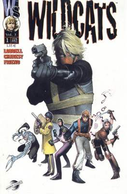 WildC.A.T.S Vol. 3 (Grapa 28 pp) #1
