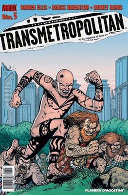 Transmetropolitan (Rústica 48-144 pp) #5