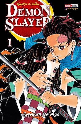 Demon Slayer: Kimetsu no Yaiba (Rústica con sobrecubierta) #1