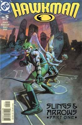 Hawkman Vol. 4 (2002-2006) (Comic book) #5