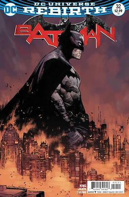 Batman Vol. 3 (2016- Variant Covers) (Comic Book) #32.1