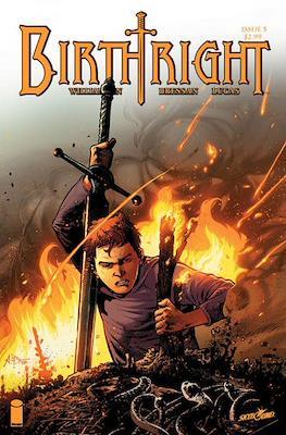 Birthright (Comic-book) #5