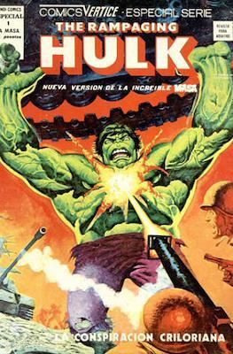 The Rampaging Hulk #1