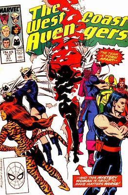 West Coast Avengers Vol. 2 (Comic-book. 1985 -1989) #37