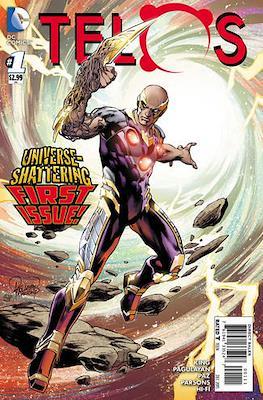 Telos Vol. 1 (Comic-Book) #1
