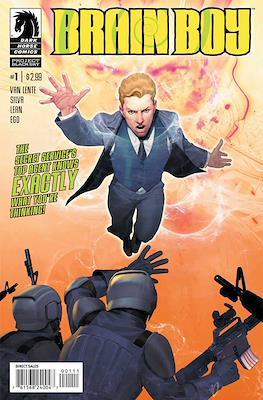 Brain Boy (Comic Book) #1