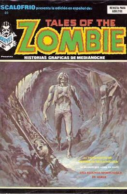 Escalofrío: Historias gráficas de medianoche (Grapa 52-68 pp. 1973-1979) #23