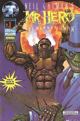 Neil Gaiman's Mr. Hero, The Newmatic Man