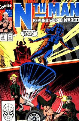 Nth Man (Comic-book) #11