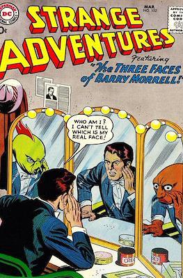 Strange Adventures (Comic Book) #102