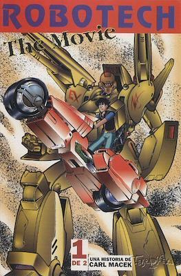 Robotech. The movie