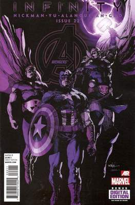 Avengers Vol. 5 (2013-2015) (Comic Book) #22