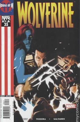 Wolverine / Dark Wolverine (2003-2010) (Comic Book) #35