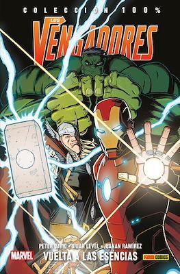 Los Vengadores: Vuelta a las esencias. 100% Marvel