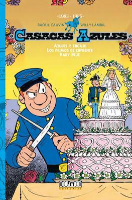 Casacas Azules (Cartoné 160 pp) #8