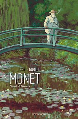 Monet. Nomade de la lumière