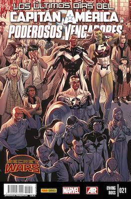 Poderosos Vengadores / Capitán América y los Poderosos Vengadores (2013-2015) (Grapa.) #21