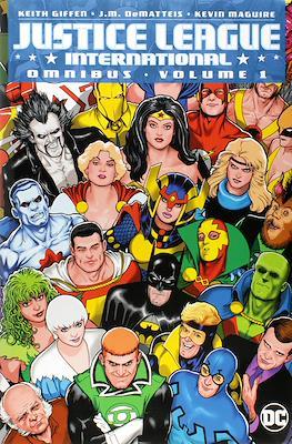 Justice League International Omnibus (Hardcover) #1