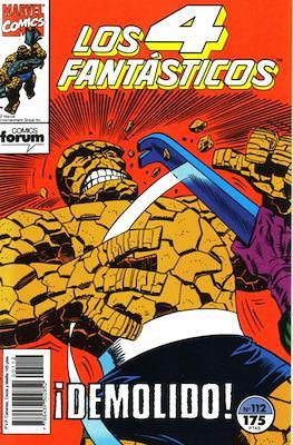 Los 4 Fantásticos Vol. 1 (1983-1994) (Grapa 36-32-24 pp) #112