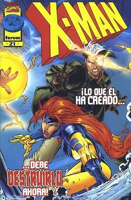 X-Man Vol. 2 (1996-2000) (Grapa 24 pp) #21