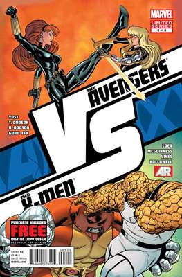 AvX: Vs (Avengers vs. X-Men) (Comic Book) #3