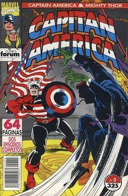 Capitán América & Thor el Poderoso Vol. 2 (1993-1994) (Grapa. 48 páginas.) #3