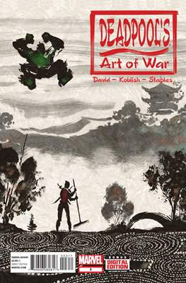 Deadpool's Art of War (Comic Book) #3