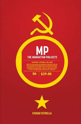 The Manhattan Projects (Grapa) #6
