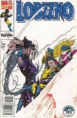 Lobezno vol. 1 (1989-1995) (Grapa) #66