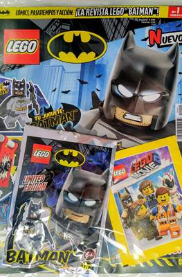 Revista Lego Batman #1