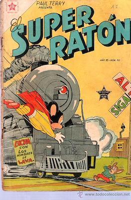 El Super Ratón (Grapa) #30