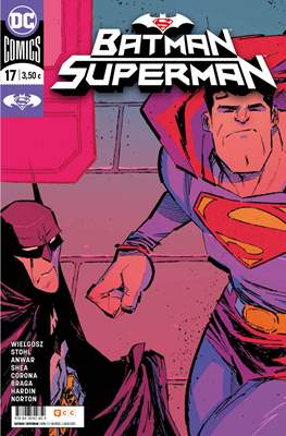 Batman / Superman (2020-) (Grapa) #17