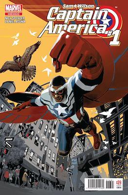 Captain America: Sam Wilson (Grapa) #1
