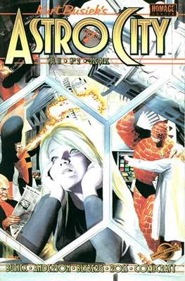 Astro City vol. 2 (1998-2001) (Grapa 24 pp) #2