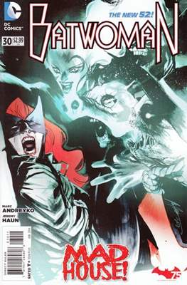 Batwoman Vol. 1 (2011-2015) (Comic-book) #30