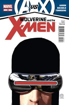 Wolverine and the X-Men Vol. 1 #10