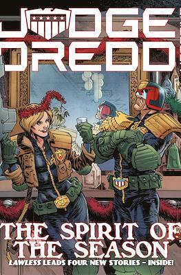 Judge Dredd Megazine Vol. 5 (Magazine) #415