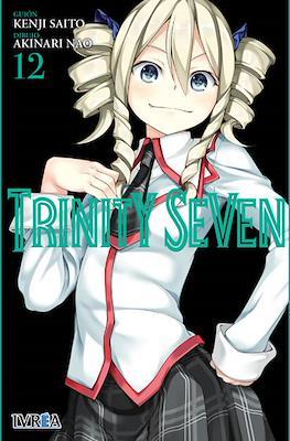 Trinity Seven (Rústica con sobrecubierta) #12