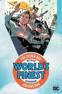 Batman & Superman: World's Finest - The Silver Age #1
