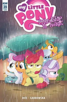 My Little Pony: Friendship Is Magic (Comic-Book) #39