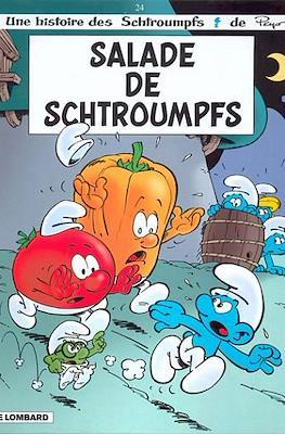 Les Schtroumpfs (Cartonné) #24