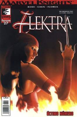 Elektra (2002-2004). Marvel Knights (Grapa 24 pp) #27