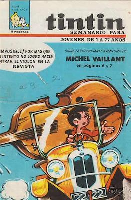 Tintin (Grapa 20 pags.) #43