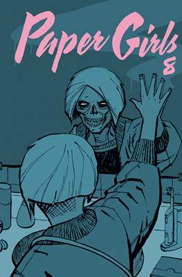 Paper Girls (Grapa 32 pp) #8