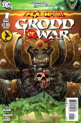 Flashpoint: Grodd of War