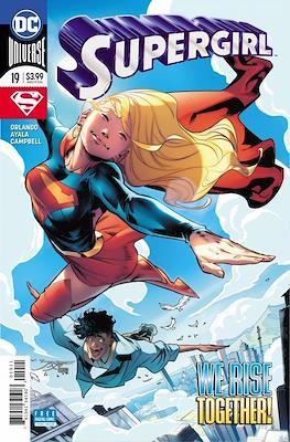 Supergirl Vol. 7 (2016-) (Comic-book) #19