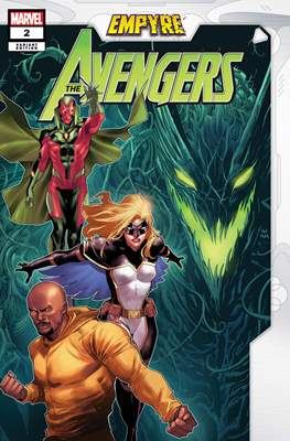 Empyre - The Avengers (Variant Cover) (Comic Book) #2