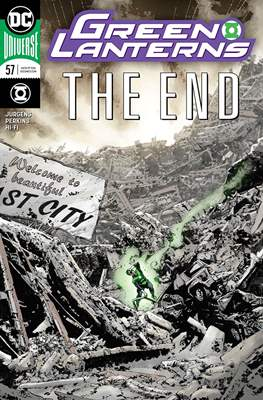 Green Lanterns Vol. 1 (2016-2018) (Comic-book) #57